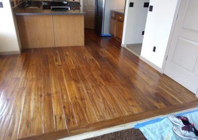 wood floor refinishing in south jordan ut after