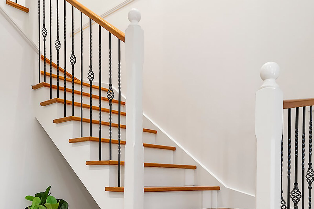 banister after railing refinishing salt lake city ut