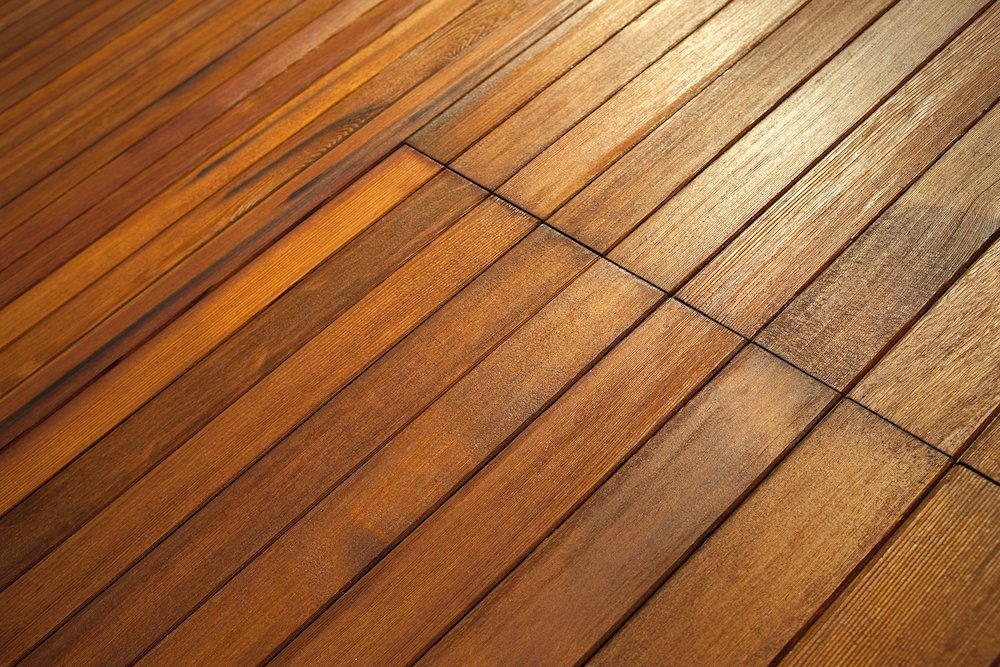 hardwood floor after wood floor refinishing in salt lake city ut