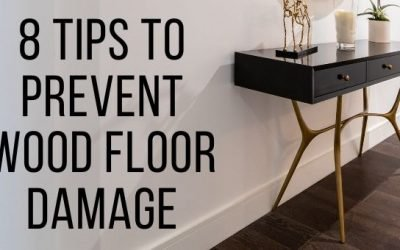 8 Tips to Prevent Wood Floor Damage
