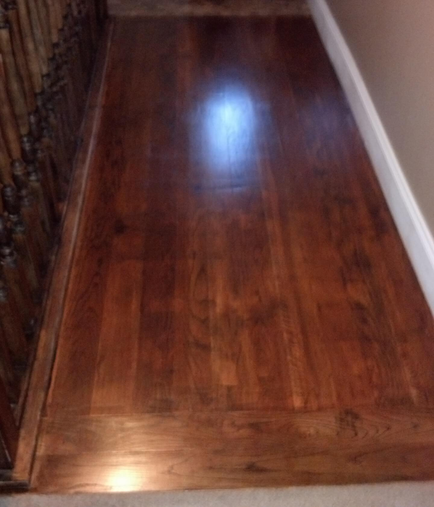 after hardwood floor refinishing in salt lake city ut