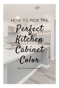 How to Pick the Perfect Kitchen Cabinet Color