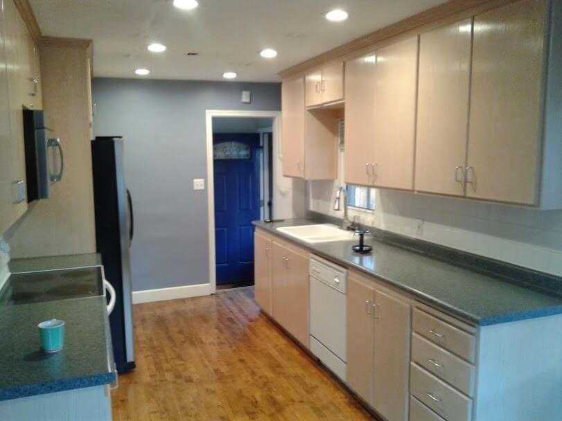 before kitchen cabinet painting salt lake city ut